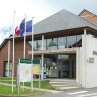 Mise à jour du plan cadastral de la commune d'Ourville-en-Caux