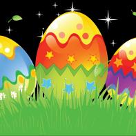 La chasse aux œufs à Ourville-en-Caux