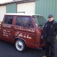 Un nouvel artisan à Ourville-en-Caux