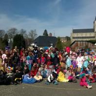 Carnaval à l'école d'Ourville-en-Caux