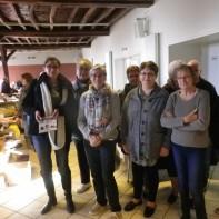 Les puces couturières à Ourville-En-Caux