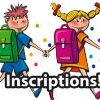 Inscription école en mairie – rentrée 2020/2021